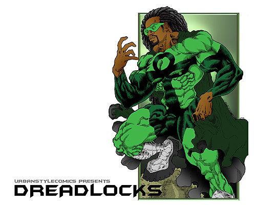 Cartoon Characters With Dreads : Dreadlocks character worldofblackheroes