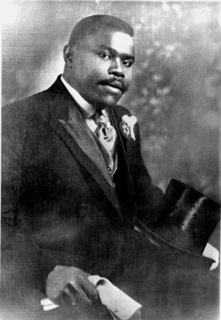 an analysis of the negro race through marcus mosiah garvey