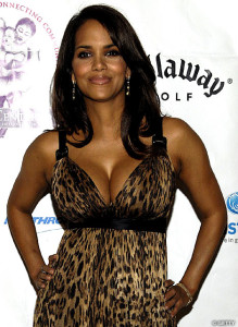 Halle Berry College - ... Halle Berry College