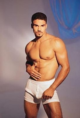Shemar moore naked the ideal