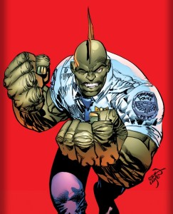 "Malcolm ""The Savage"" Dragon"
