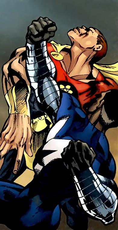 Marvel Tigra Son Blue Marvel (Character...