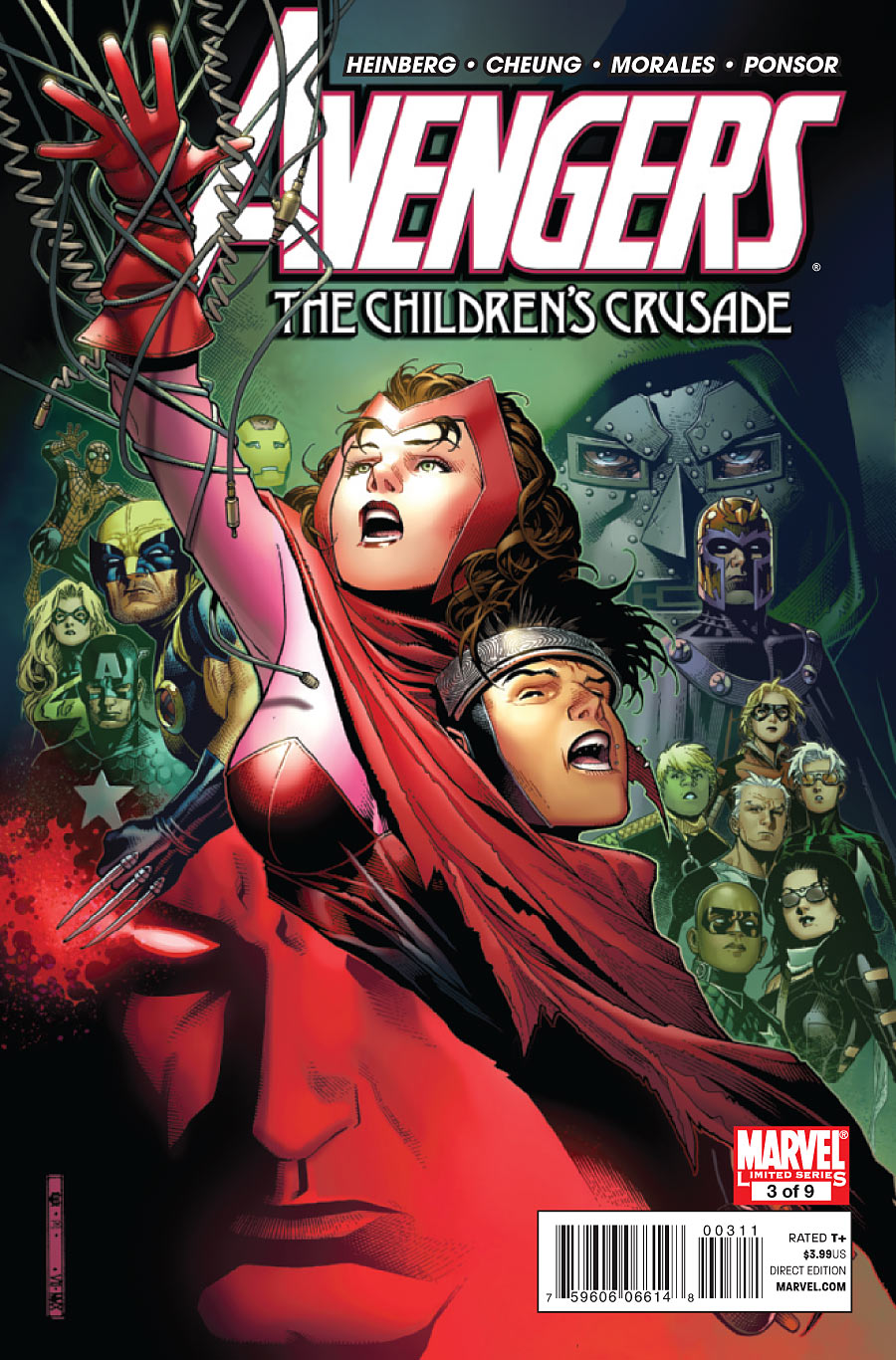 Avengers children s crusade 3 review worldofblackheroes
