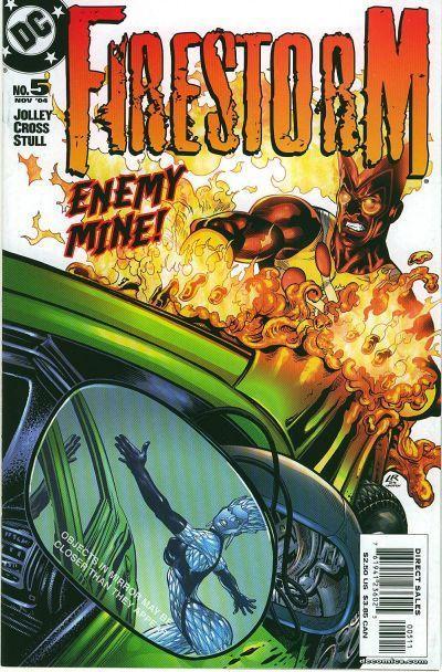 Firestorm5 cover