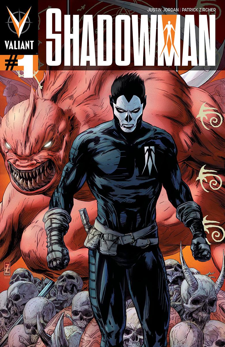 Shadowman (2012) #1