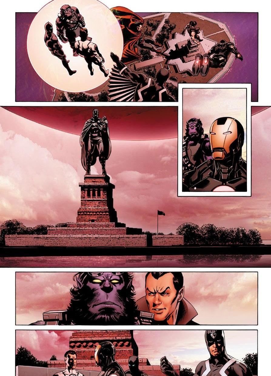 Avengers A.I. (2013) #4 | Comics | Marvel.com