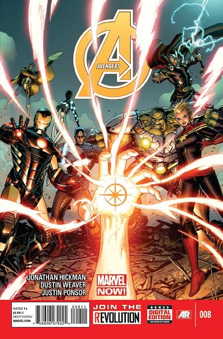Avengers (2013) #8 (1)