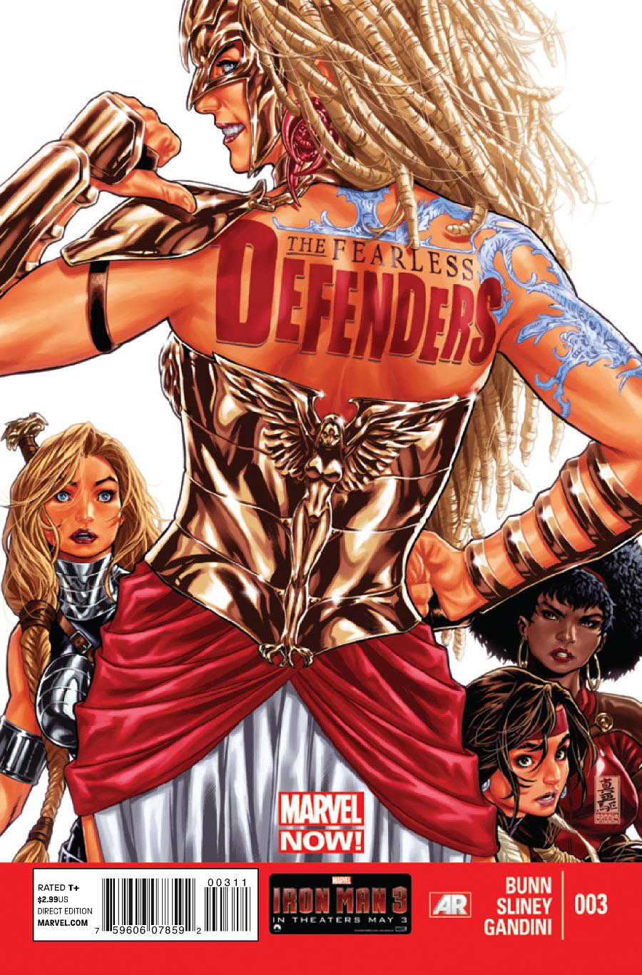 Fearless Defenders 3