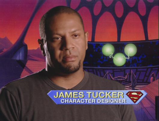 James Tucker DC Comics Animation