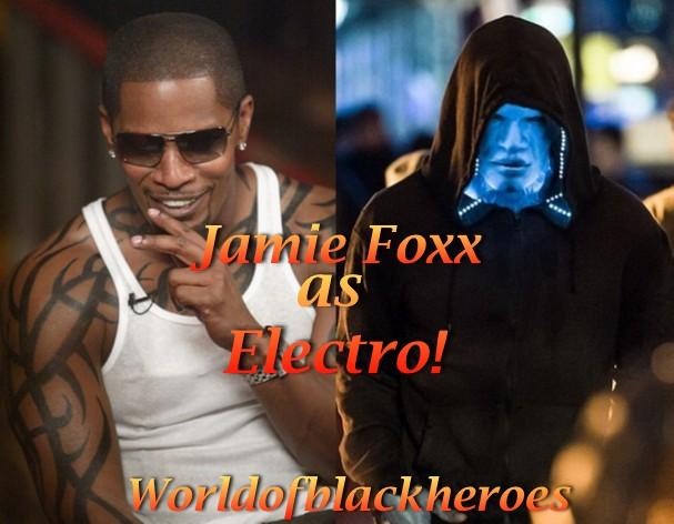 Jamie Fox Amazing Spider-man 2 Electro (2)