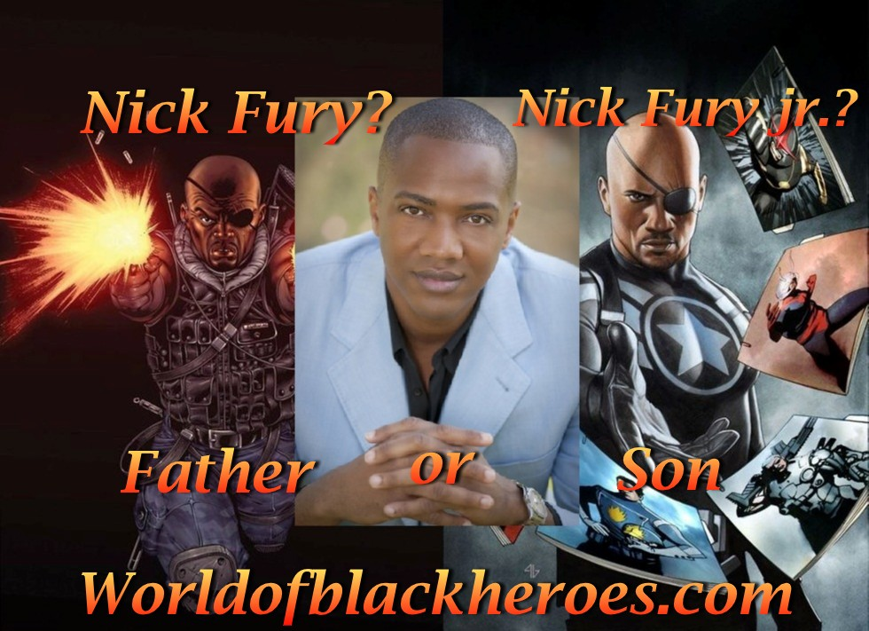 Jaugustrichards nick fury