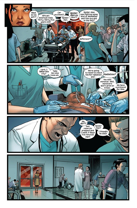 Ultimate Comics Spider-man #21 preview (5)
