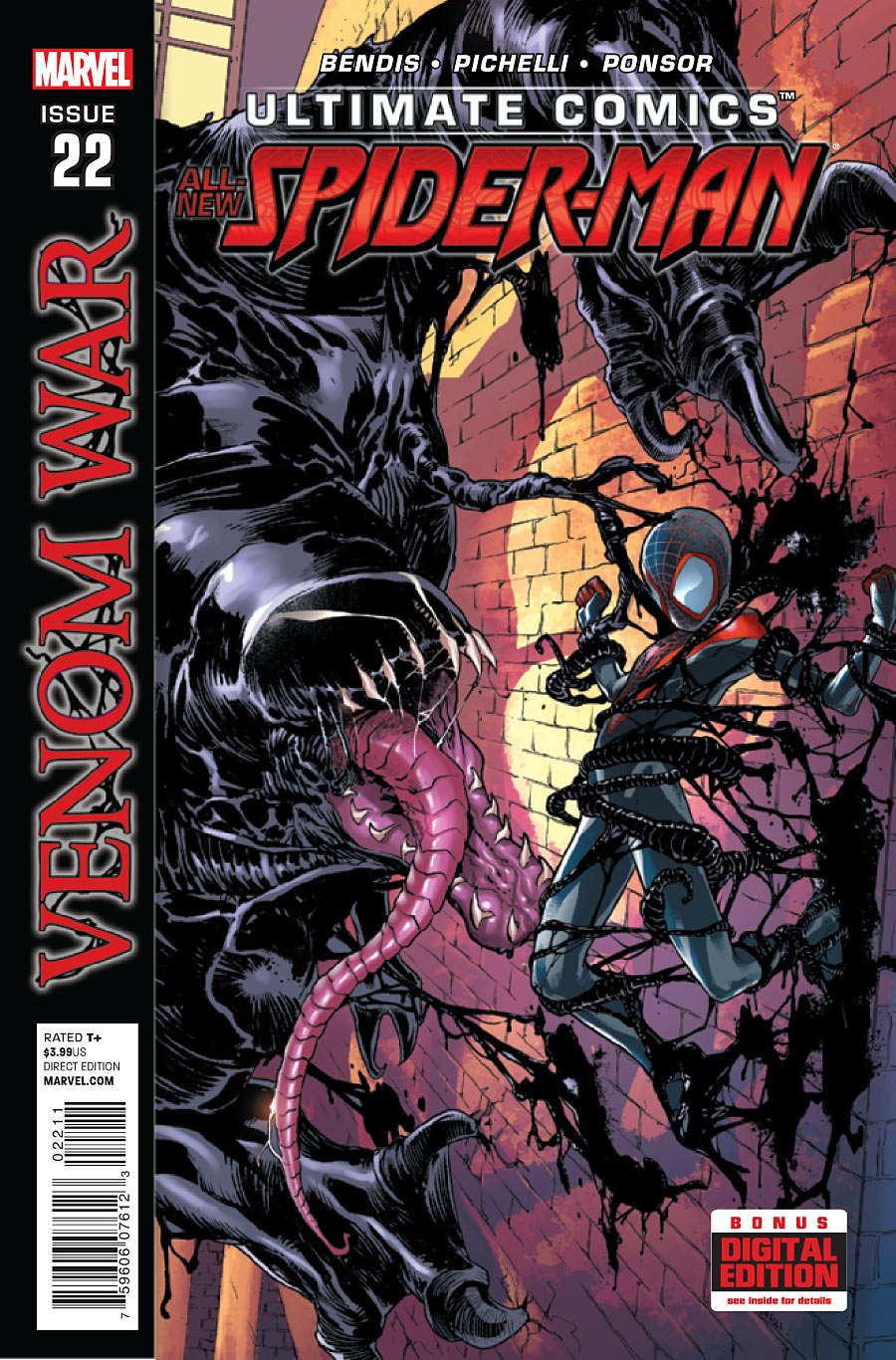 Ultimate Comics Spider-man 22 (1)