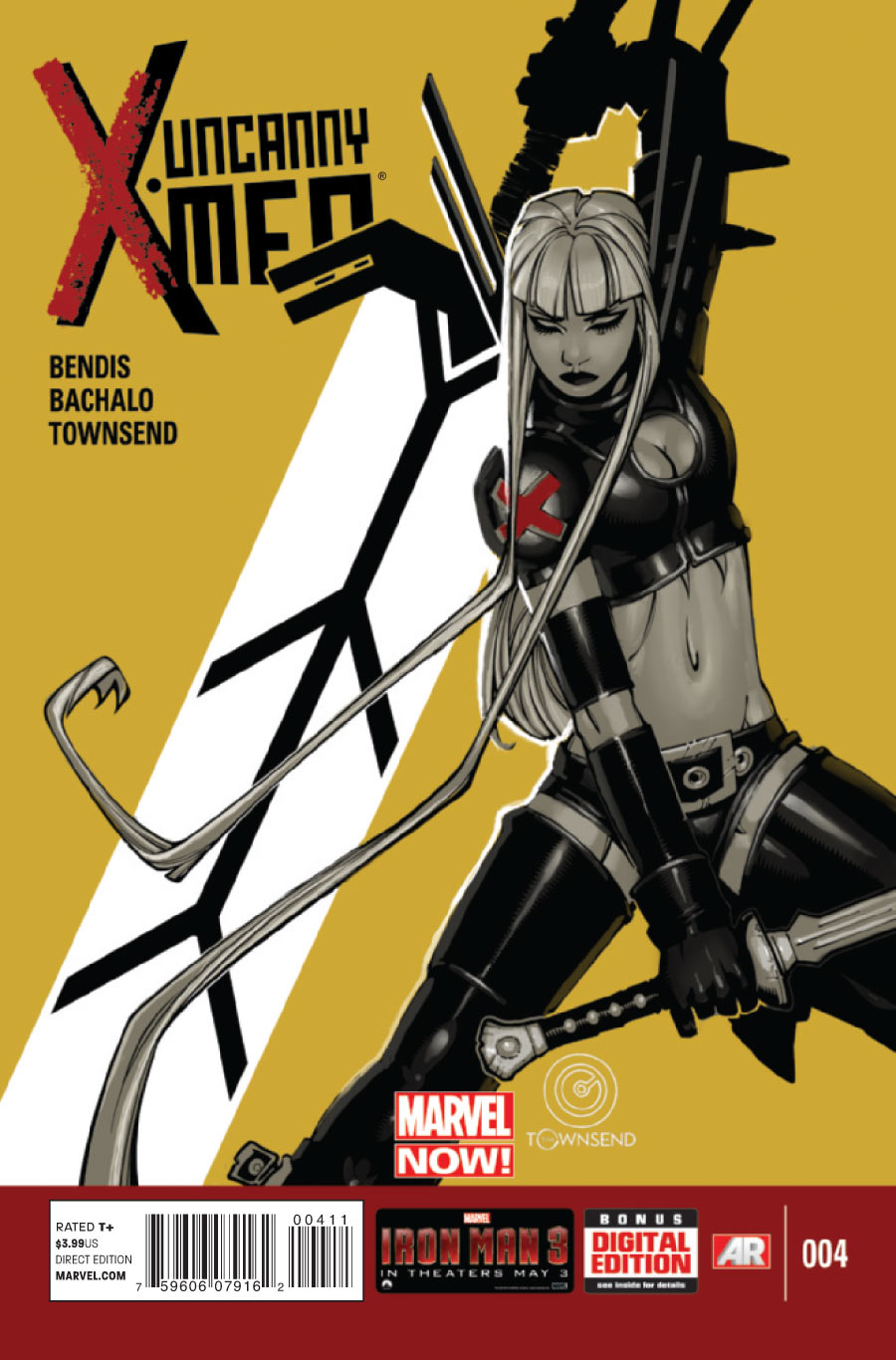 Uncanny X-men (2013) #4 (1)