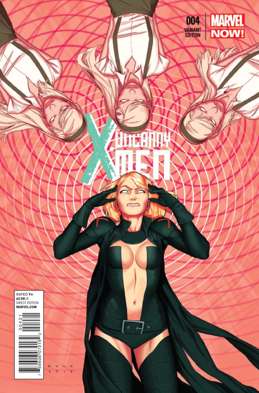 Uncanny X-men (2013) #4 (2)