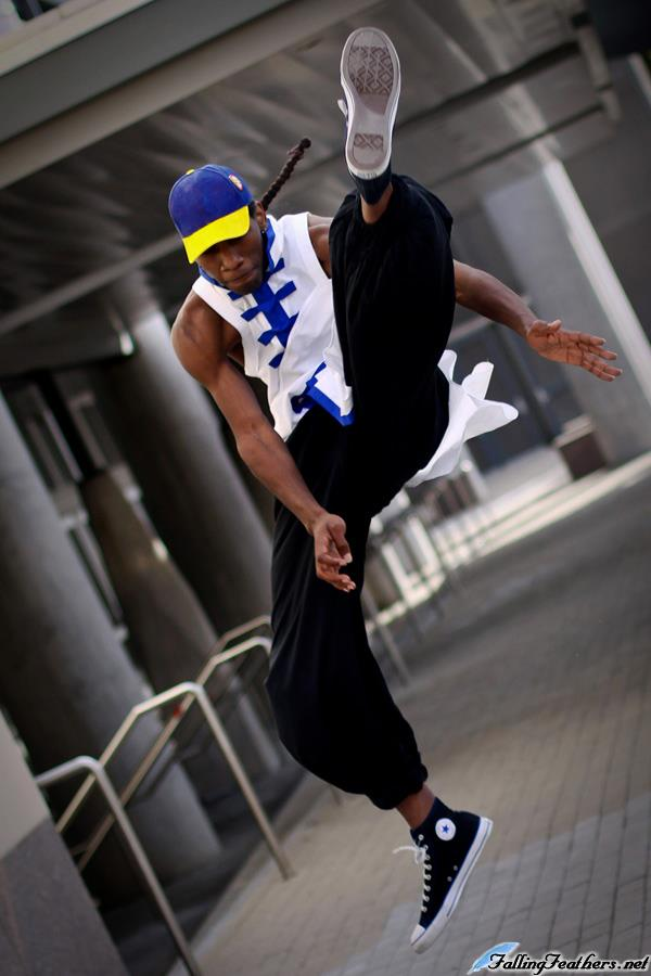 Yun street fighter cosplay