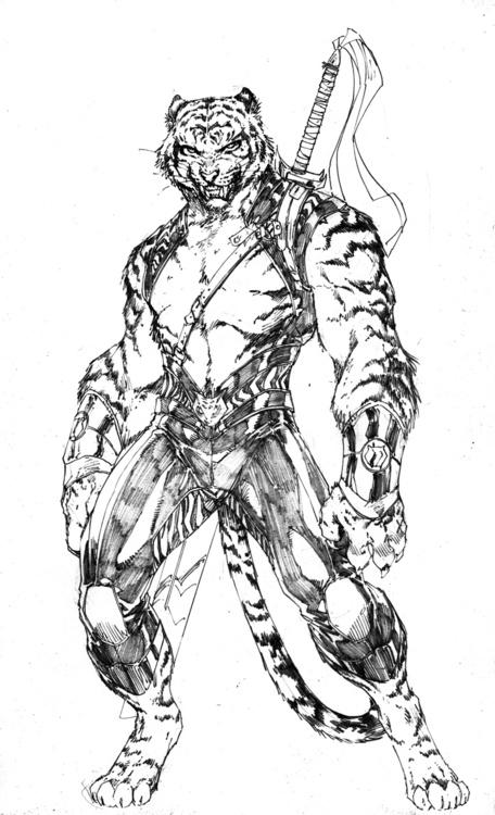 bronze tiger 1