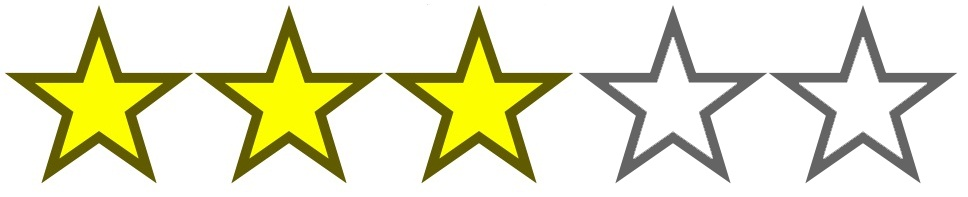 stars- 3