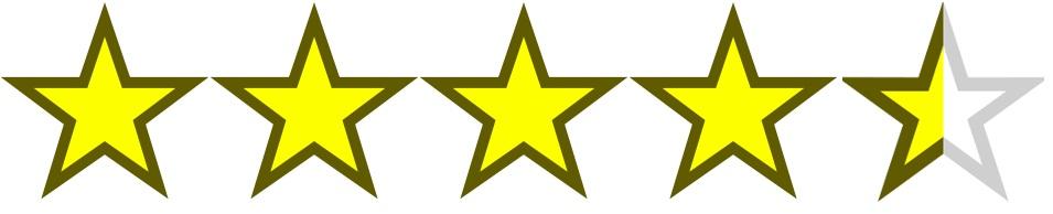 stars- 4.5