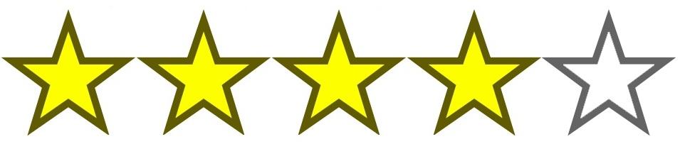 stars- 4