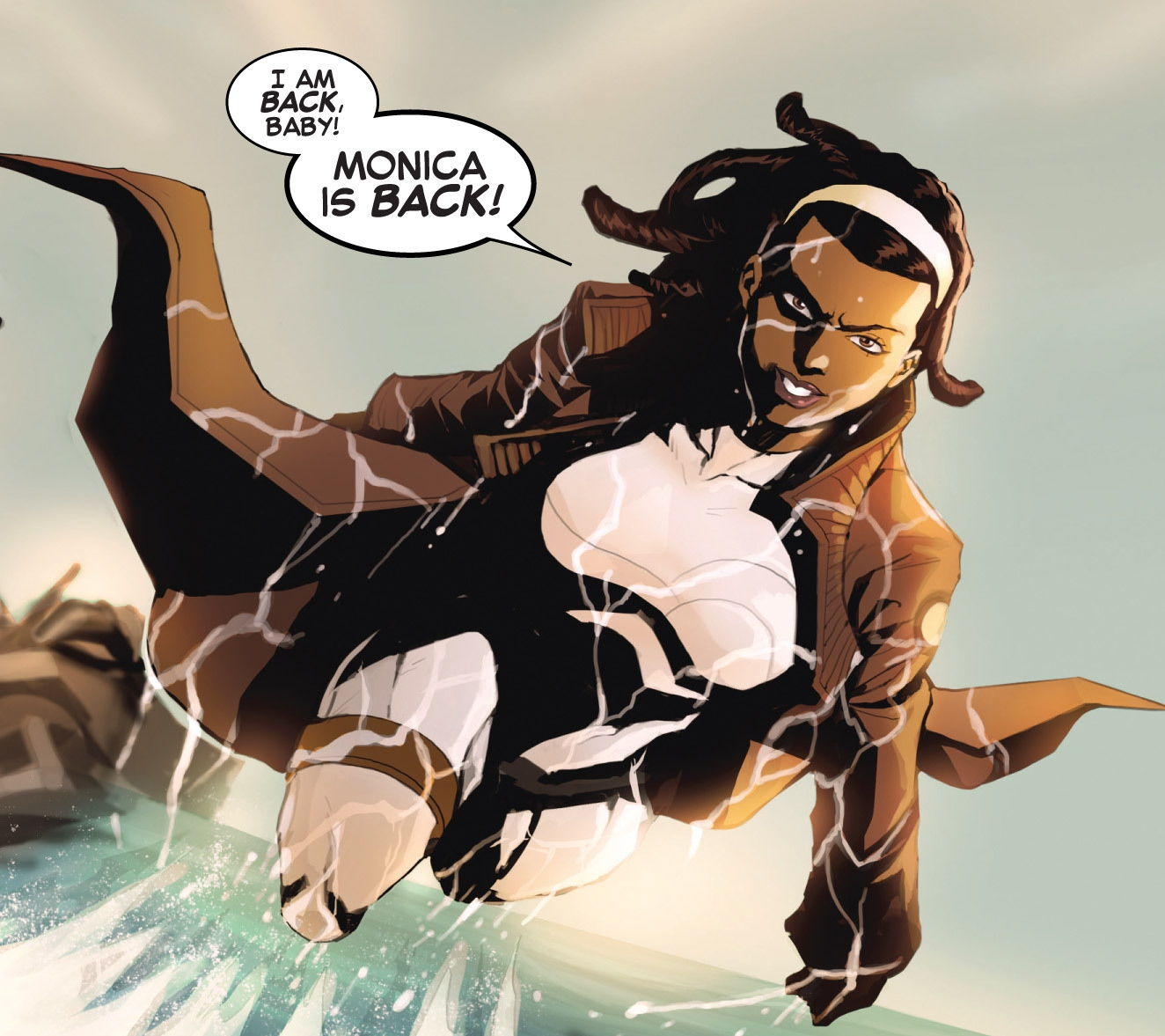 Image result for monica rambeau