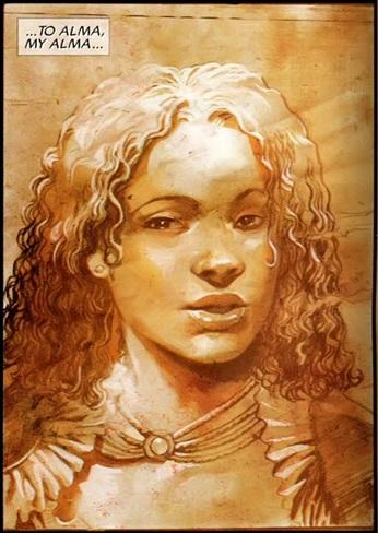 Alma Simmons (Character)
