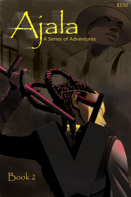 Ajala A Series Of Adventures #2  (4)