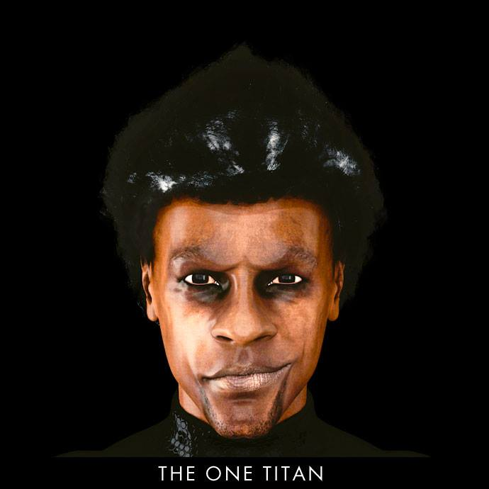 The One Titan