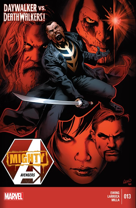 Mighty Avengers 2014 #13 1