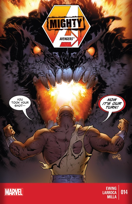 Mighty Avengers (2014) #14 Review