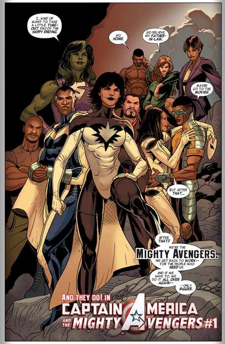 Mighty Avengers 2014 #14 4