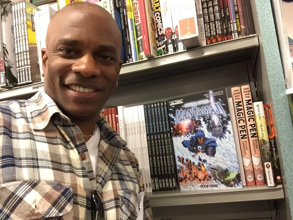 Meet The Independents: Eric Dean Seaton