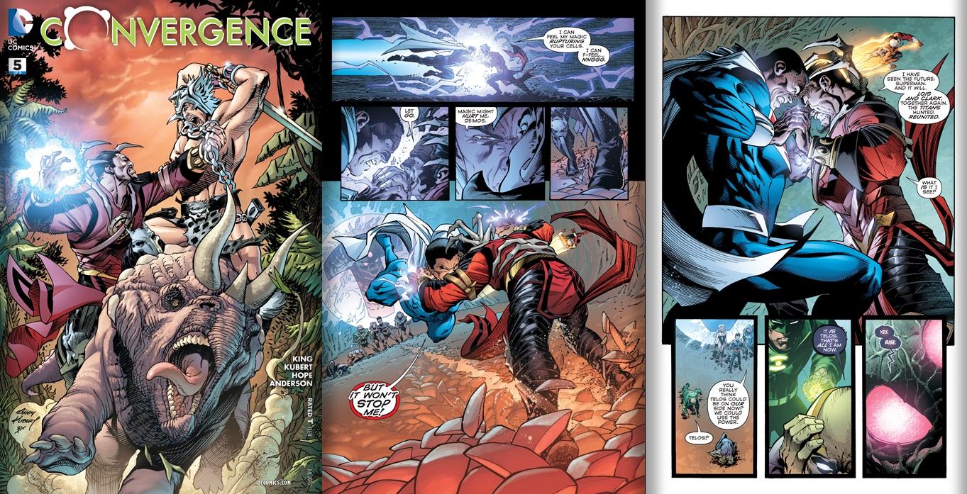 Convergence #5