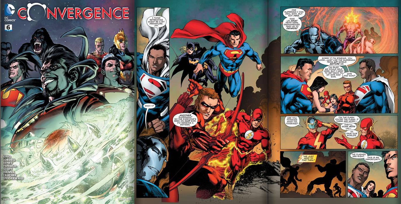 Convergence #6