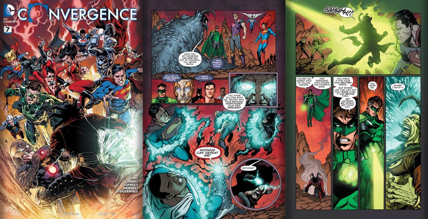 Convergence #7