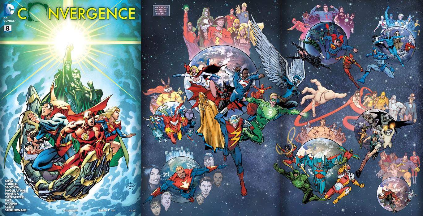 Convergence #8