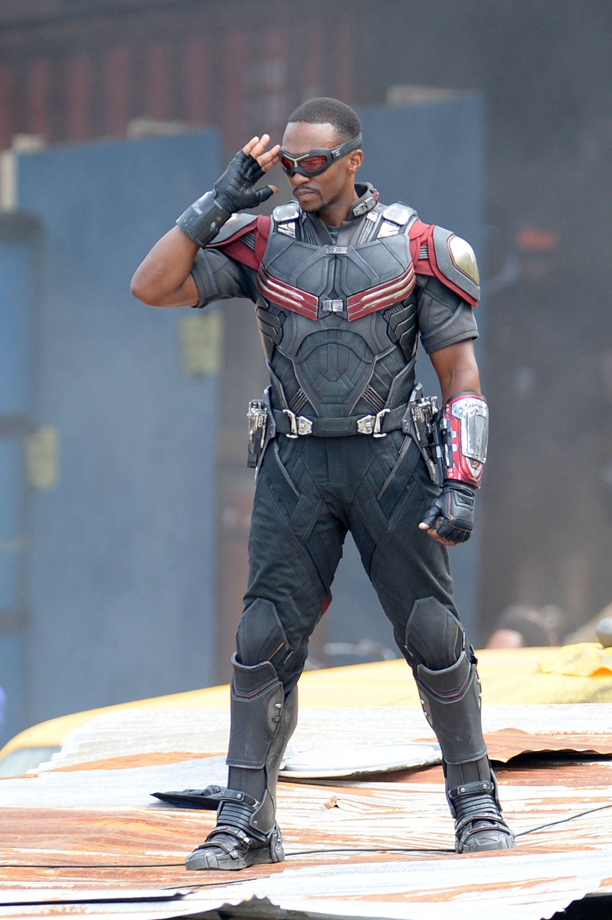 First look at Falcon i...
