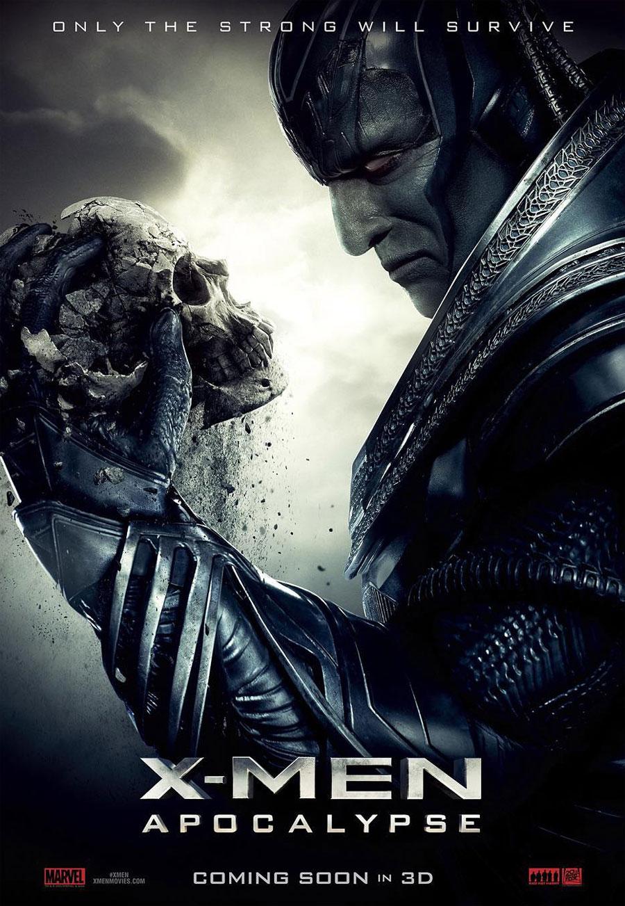 x-menapocalypse poster