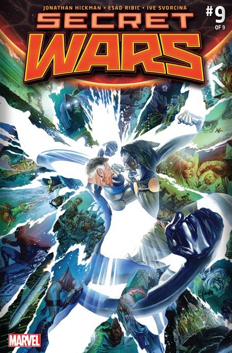 Secret Wars #9 1
