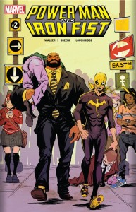 Powermanandironfist#2 1