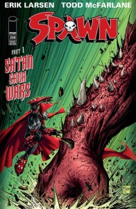 Spawn#259 cover