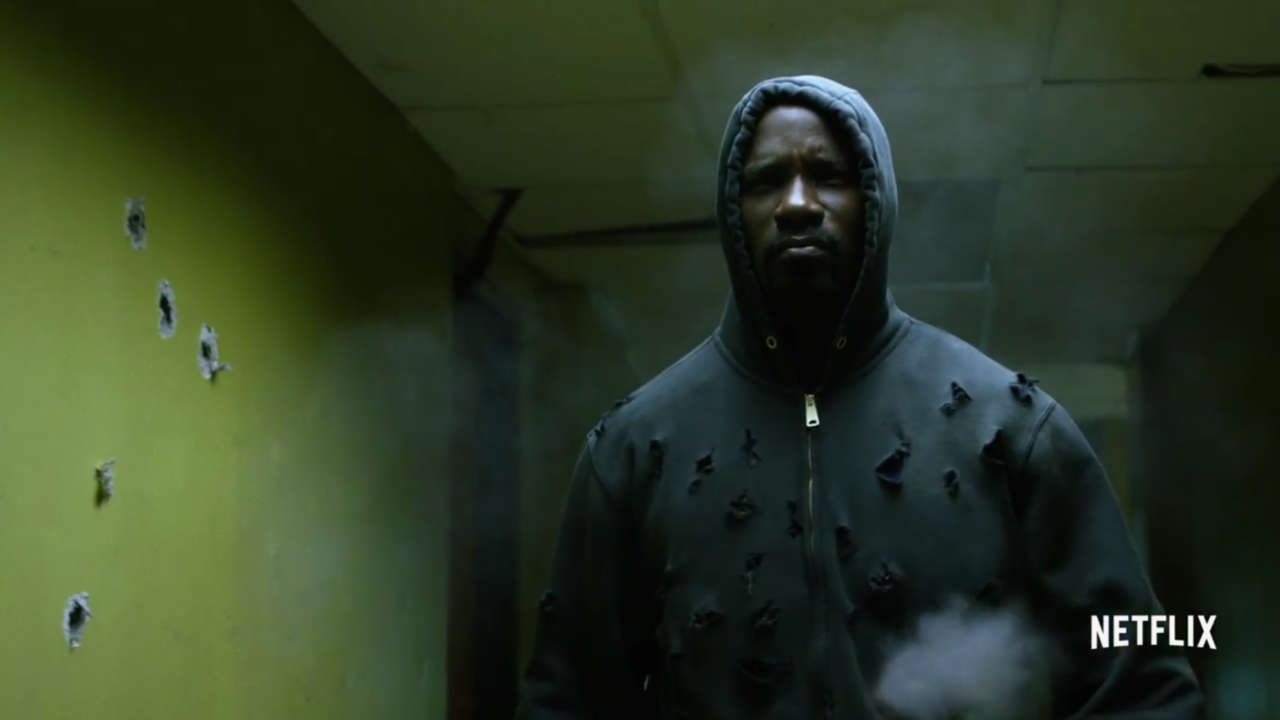 SDCC – Marvel's Luke Cage Trailer