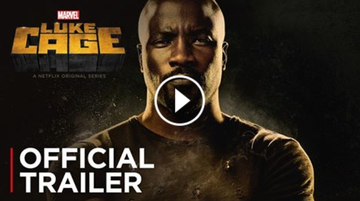 Official Luke Cage Trailer!