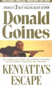 Kenyatta's Escape by Donald Goines
