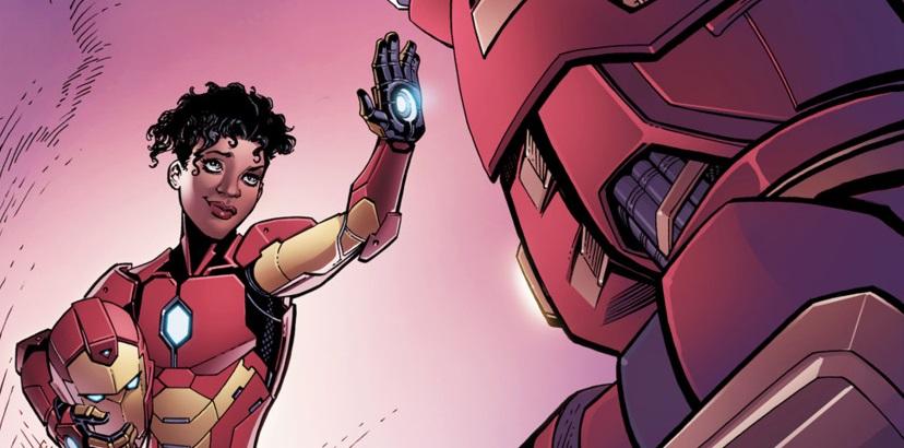 Invincible Ironman #1 Preview