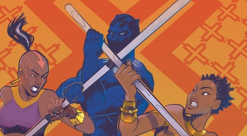 Black Panther: World of Wakanda #2 Review