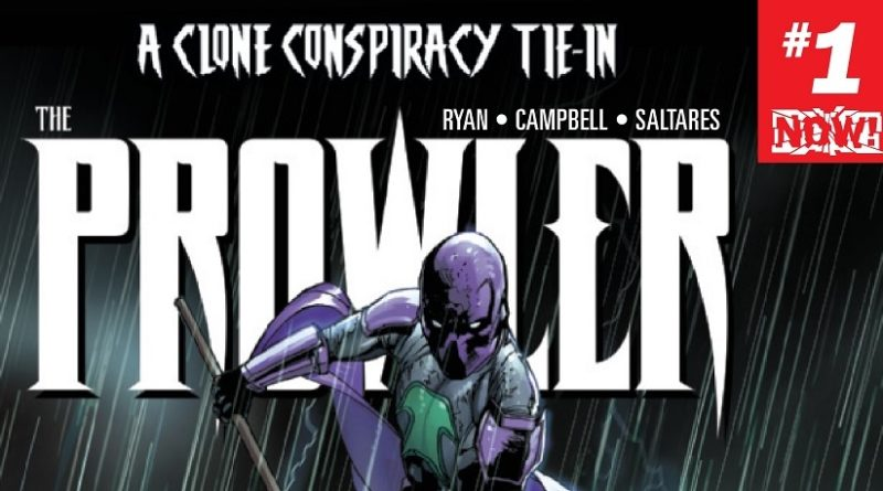 Prowler (2016) #1 Review