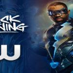 CW's Black Lightning Trailer!