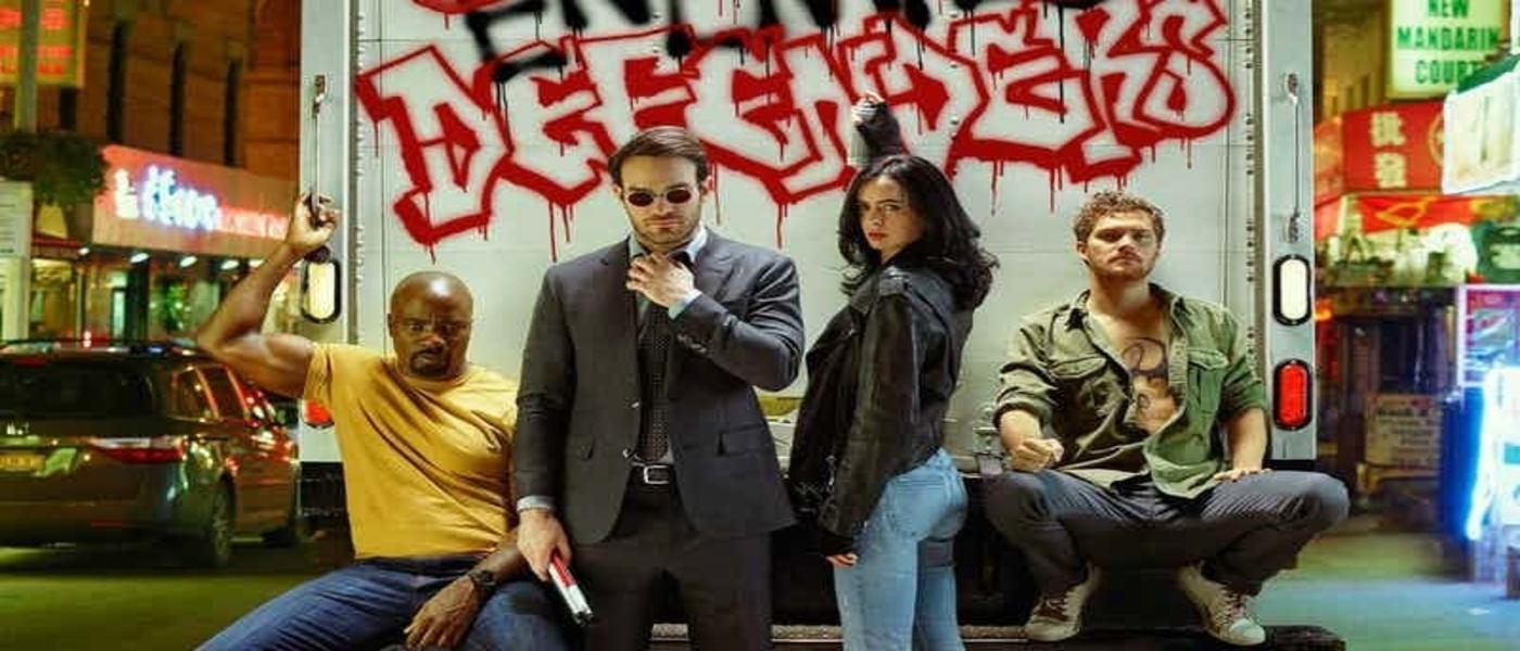 Marvel's Defenders Trailer!