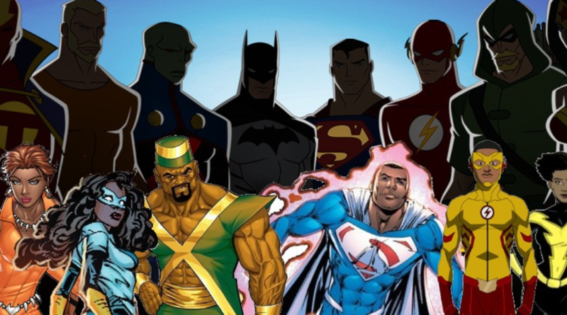 Young Justice: 20 Black Superheroes we want to see in Season 3